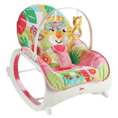 Pink Toddler Rocking Chair Covers In Birmingham Buy Fisher Price Infant Rocker Baby Bouncers Argos Click To Zoom