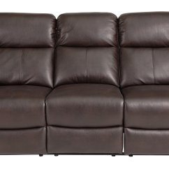 Leather Sofa Cleaner Argos Rent Sale On Home Tyler 3 Seater Effect Recliner