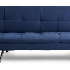 Blue Denim Sofa Bed Cozy Calicut Collection Nolan 3 Seater Beds Chairbeds And Futons
