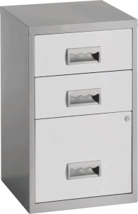 Pierre Henry 3 Drawer Filing Cabinets And Office Storage
