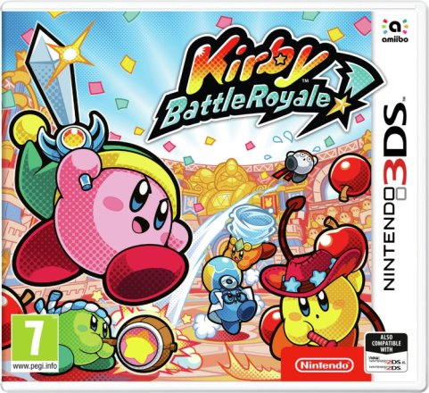 Buy Kirby Battle Royale Nintendo 3ds Game Nintendo 2ds