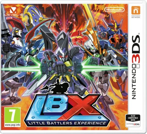 Buy Little Battlers Experience Nintendo 3ds Game