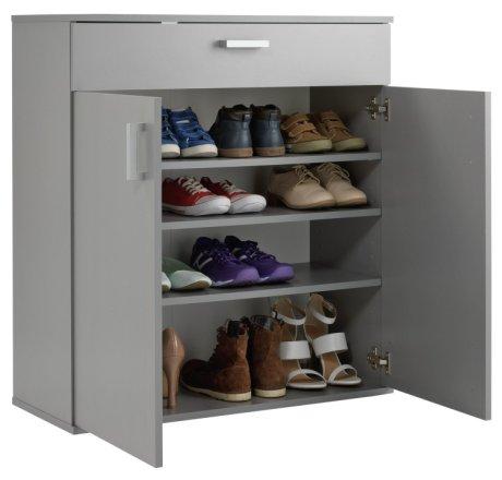 buy argos home venetia shoe storage unit grey shoe storage argos