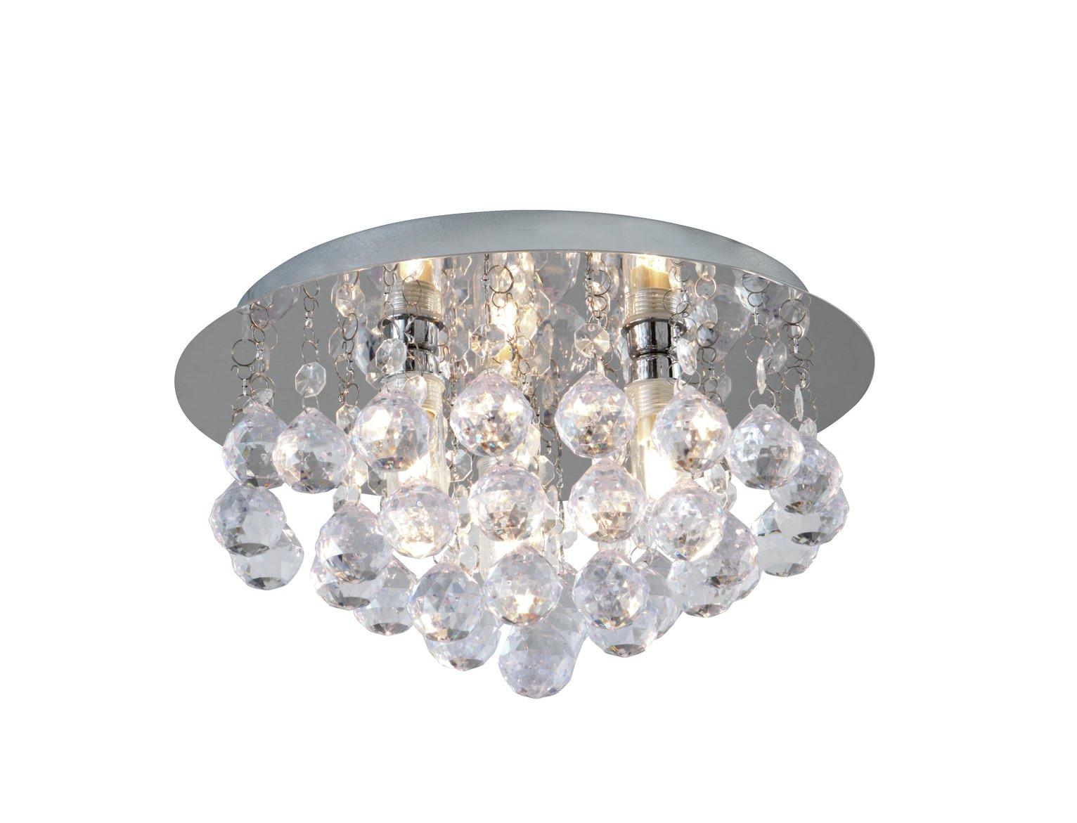 Argos Home Reina Droplets Flush Ceiling Light Reviews