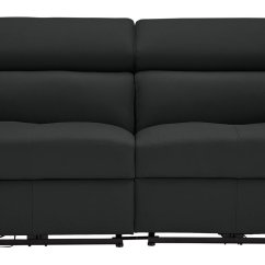 3 Seater Sofa Black Leather Accent Philippines Buy Argos Home Valencia Recliner