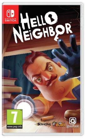 Buy Hello Neighbor Nintendo Switch Game Nintendo Switch