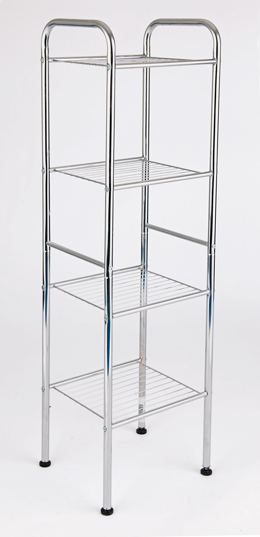 Argos Home 4 Tier Wire Shelf Unit Reviews