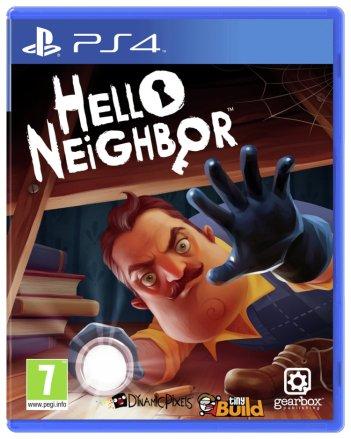 Buy Hello Neighbor Ps4 Game Ps4 Games Argos