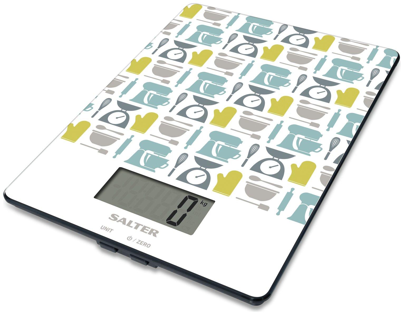 Salter Gadget Digital Kitchen Scale Reviews