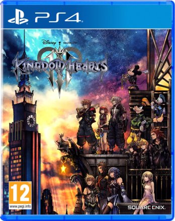 Buy Kingdom Hearts Iii Ps4 Game Ps4 Games Argos