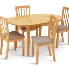 Table Chair Set Air Travel Beach Chairs Dining Sets Kitchen Tables Argos Home Banbury Extendable 4 Cream
