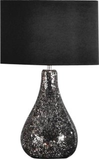 Buy Heart of House Eloise Crackle Finish Table Lamp ...
