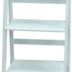 White Living Room Furniture Argos Floor Tiles In Buy 4 Tier Display Shelving Unit - At Argos.co.uk ...
