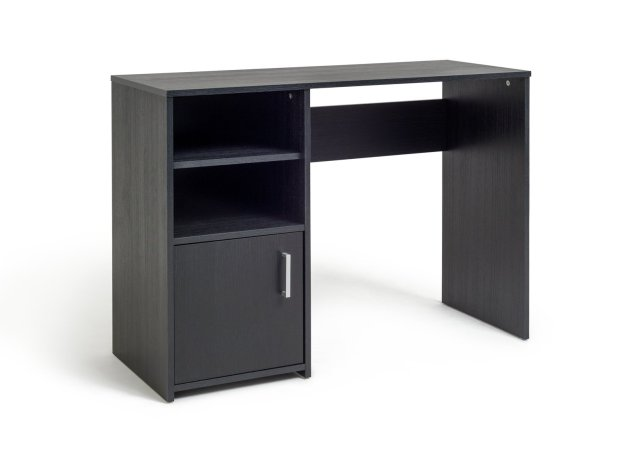 Buy Lawson Desk  Black at Argoscouk  Your Online Shop