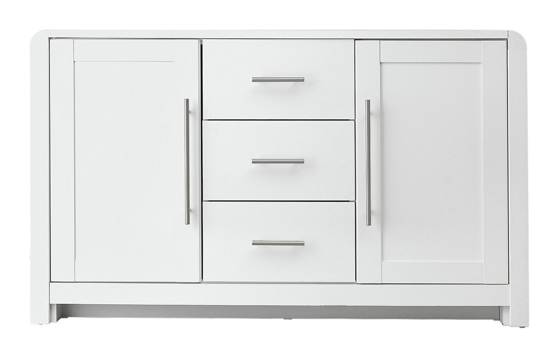 white sideboards for living room fabindia furniture results sideboard in home and garden argos elford 2 door 3 drawer