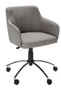 Buy Hygena Sasha Height Adjustable Office Chair - Grey ...