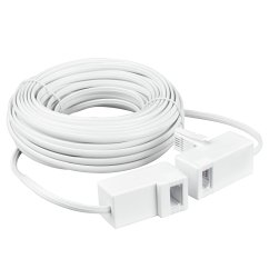 Bt Telephone Extension Socket Wiring Diagram 98 Chevy Tahoe Accessories Argos Masterplug 15 Metre Compact Clear Kit