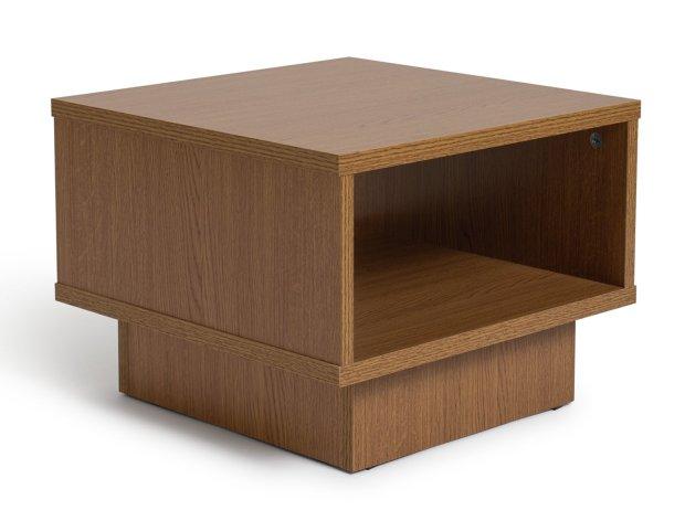 buy habitat cubes 1 shelf end table oak effect side tables argos