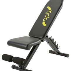 Chair Gym Argos Seaside Casual Chairs Weight Benches Exercise Opti Utility Training Bench