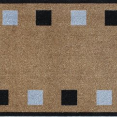 Kitchen Runner Design Stores Rugs And Mats Argos Dandy Squares 120x50cm