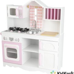 Wooden Play Kitchen Game Results For Kidkraft Modern Country