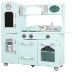 Wooden Toy Kitchens Modern Kitchen Decor Results For Play Teamson Kids Mint