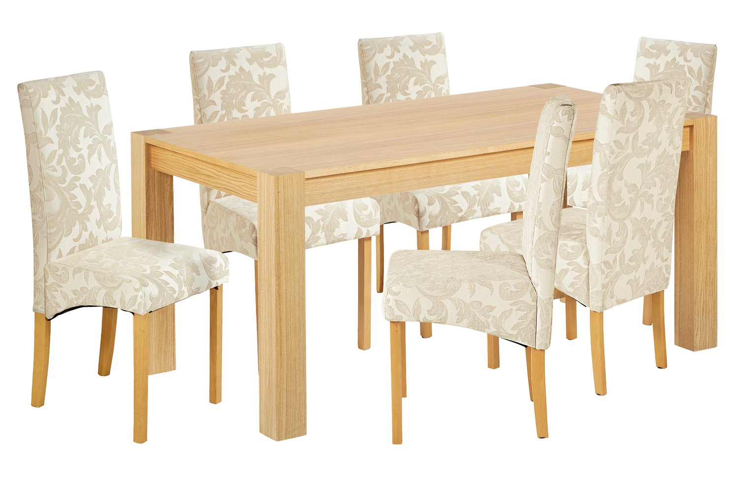 hideaway table and chairs argos bedroom chair for sale results folding dining home alston oak veneer 6