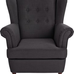Bedroom Chair Argos Gray Accent Chairs Armchairs Recliners Swivel Cuddle Home Martha Fabric Wingback Charcoal