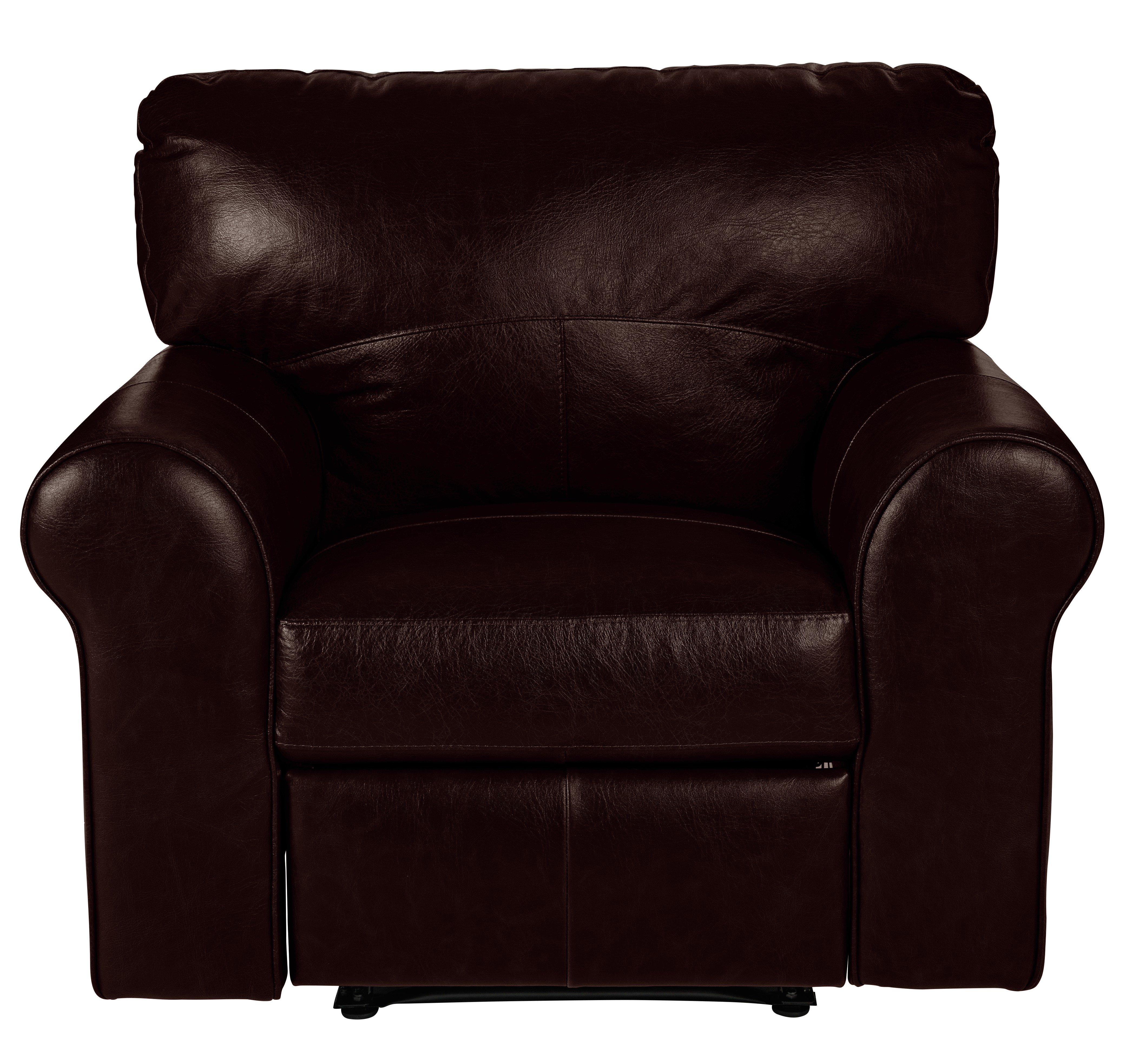 dark brown leather chair baseball office results for armchair argos home salisbury recliner