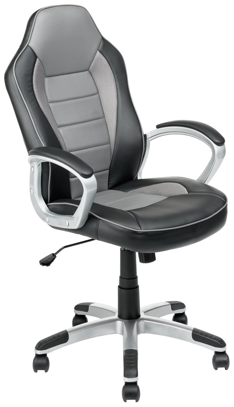 gioteck rc5 gaming chair ivory sherpa double hang a round chairs argos home racing style