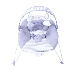 Baby Chair That Vibrates Dining Room Cushions Bouncers Argos Cozy Bounce Linen
