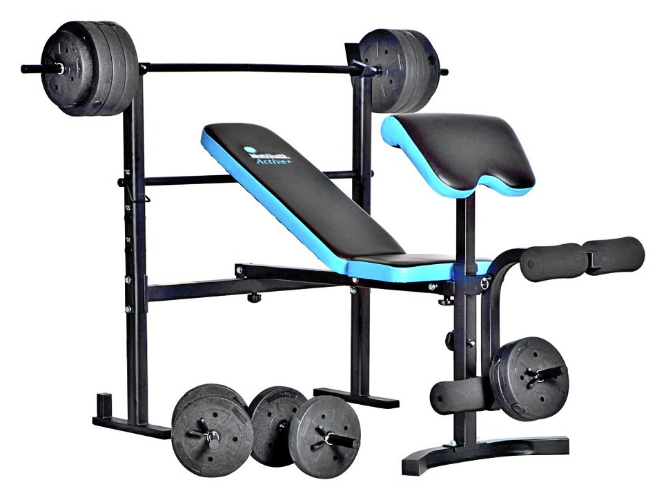chair gym argos sleeper chairs for small spaces weight benches exercise