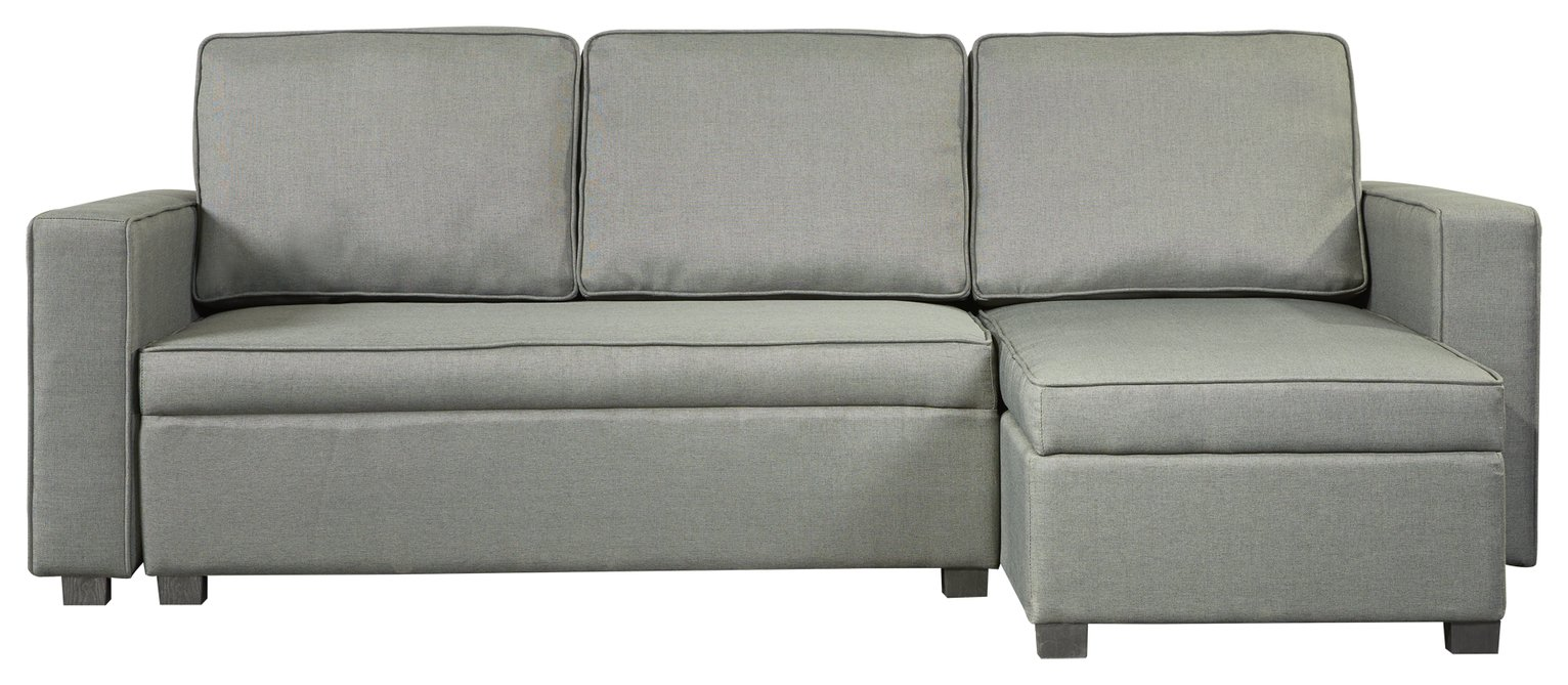fold out chair bed argos aeron office chairs sofa beds futons settees home eddie reversible chaise fabric charcoal