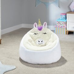 Bean Bag Gaming Chair Argos Swivel Bed Beanbags Chairs For Kids Adults Home Unicorn Beanbag