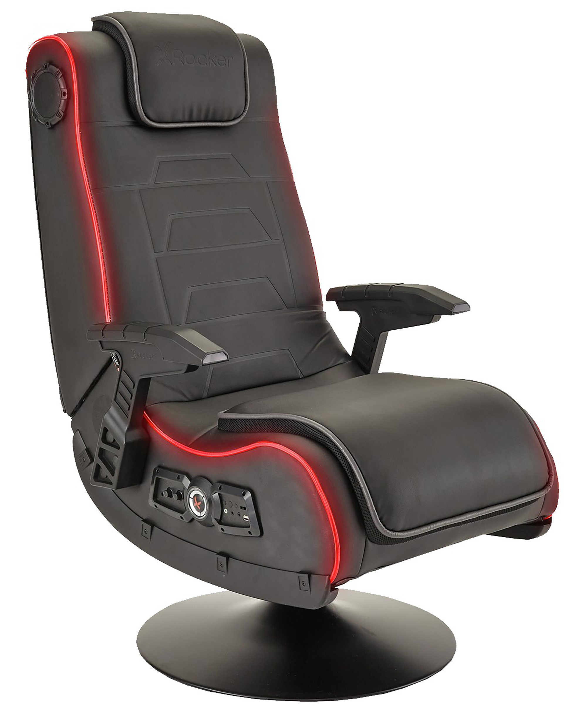 pro gaming chairs uk eames lounge chair for sale argos x rocker new evo