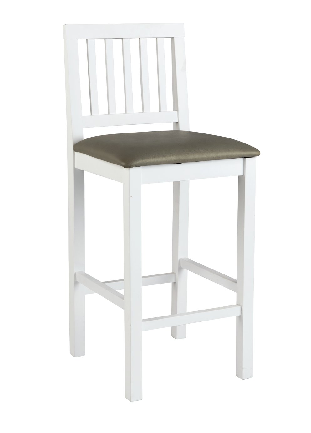 chair stool argos slipper chairs under 100 bar stools breakfast kitchen home kendal two tone