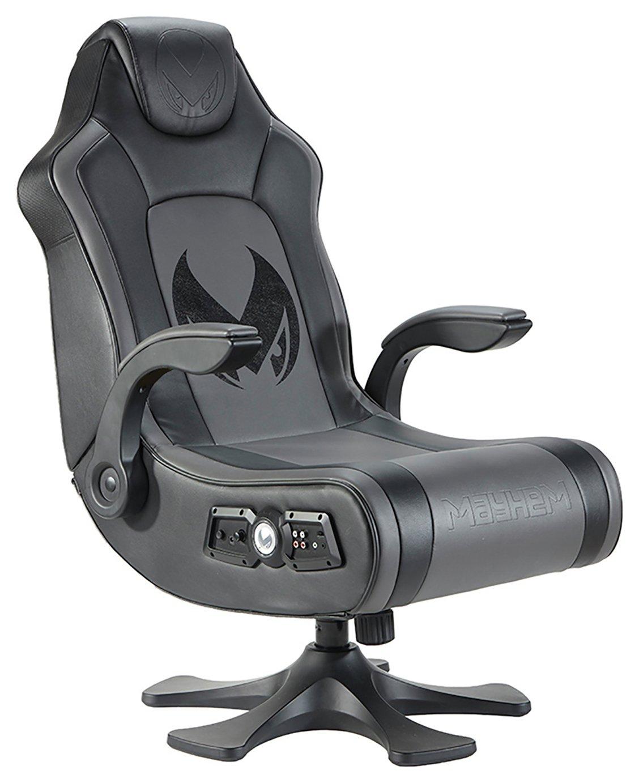 adult gaming chair folding rocking in a bag chairs argos marauder 2 1 wireless pedestal