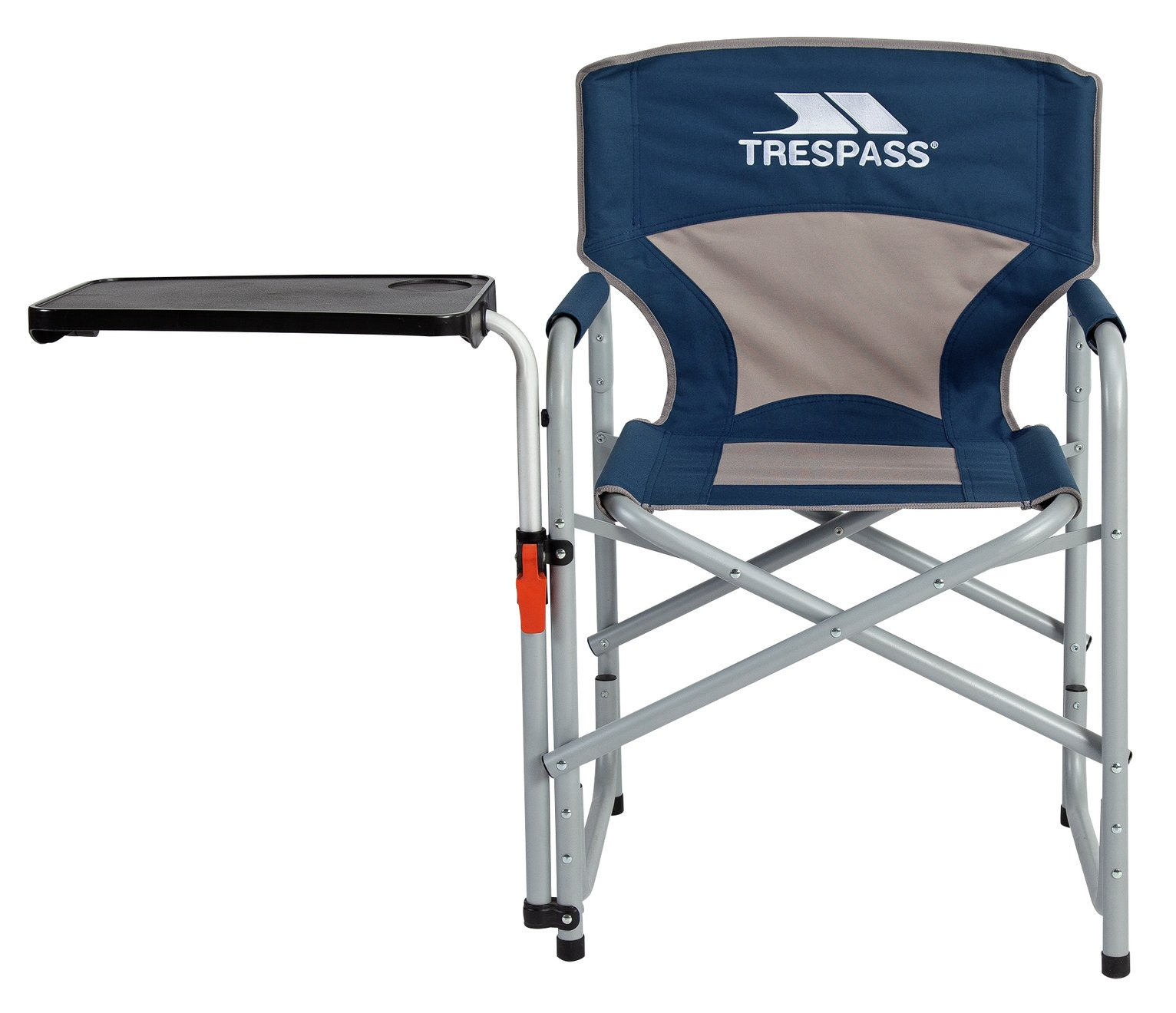 fishing chair argos bumbo chairs for babies results trespass with swivel side table