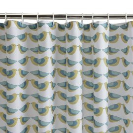 results for short shower curtains in
