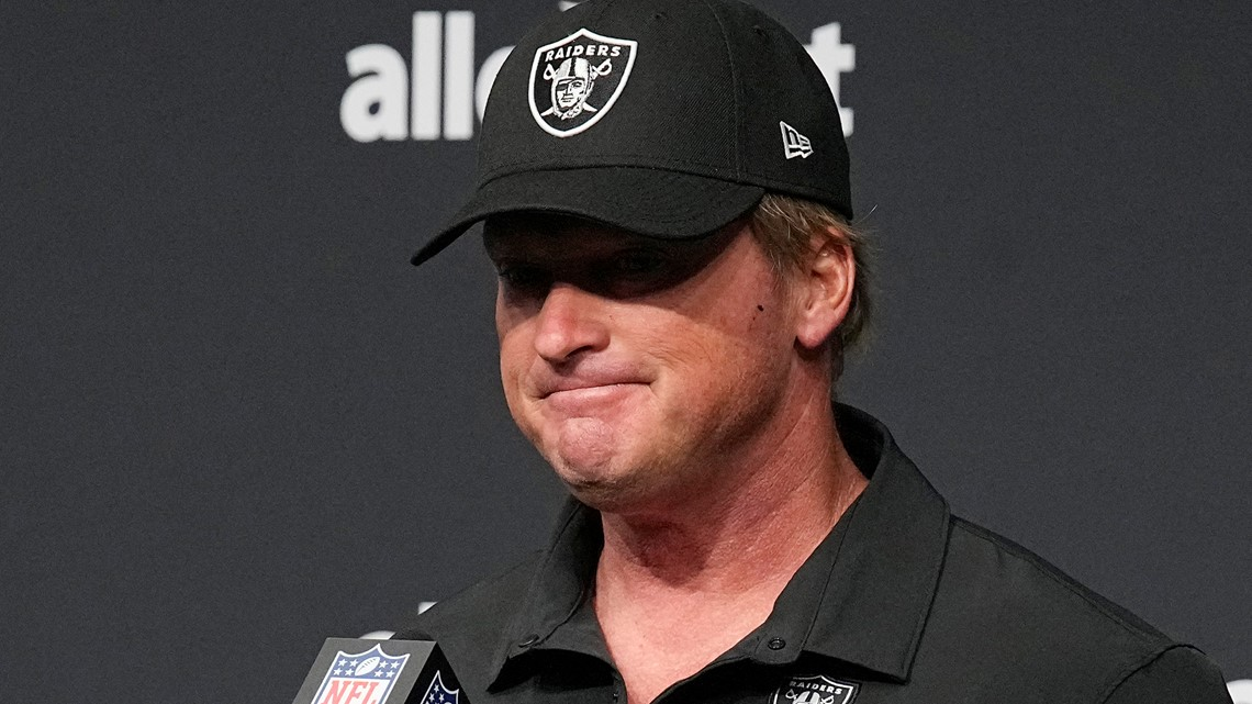 , 'I never meant to hurt anyone': Gruden resigns as Raiders head coach after more offensive emails revealed, Nzuchi Times National News