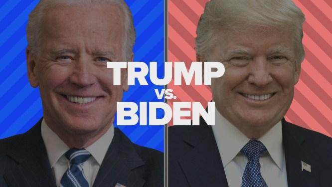 Trump-Biden mics cut during final debate, commission announces | 9news.com