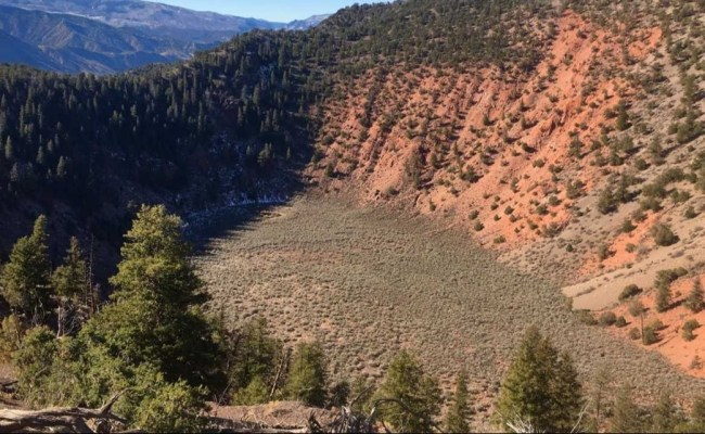 The Mystery Behind Colorado S Only Active Volcano 9news