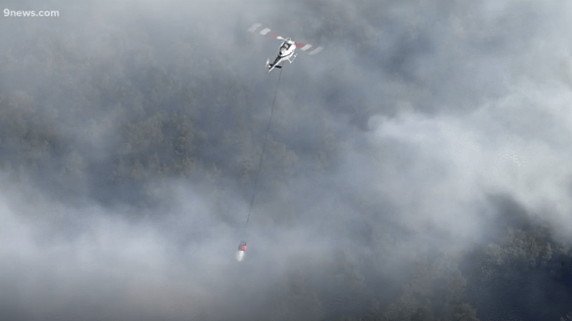, Evacuations lifted after wildfire in El Paso County, The Evepost National News