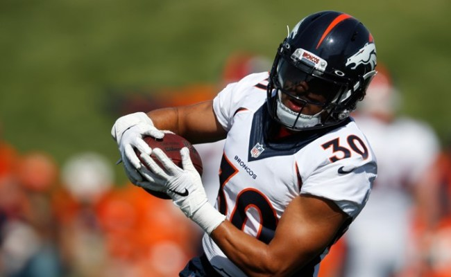 Broncos Release First Depth Chart Of 2019 9news