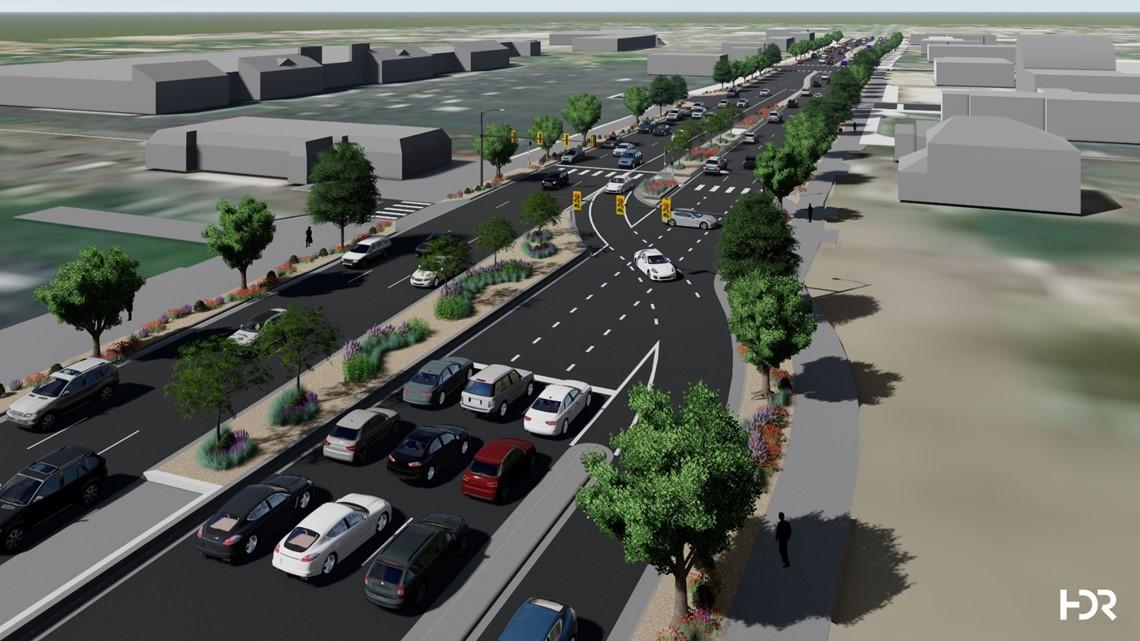 , Wheat Ridge breaks ground on Wadsworth improvement project, The Evepost National News