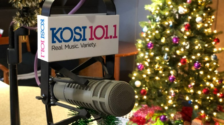 San Antonio All Christmas Music 2020 Denver's KOSI 101.1 FM flips the Christmas music switch in 2020
