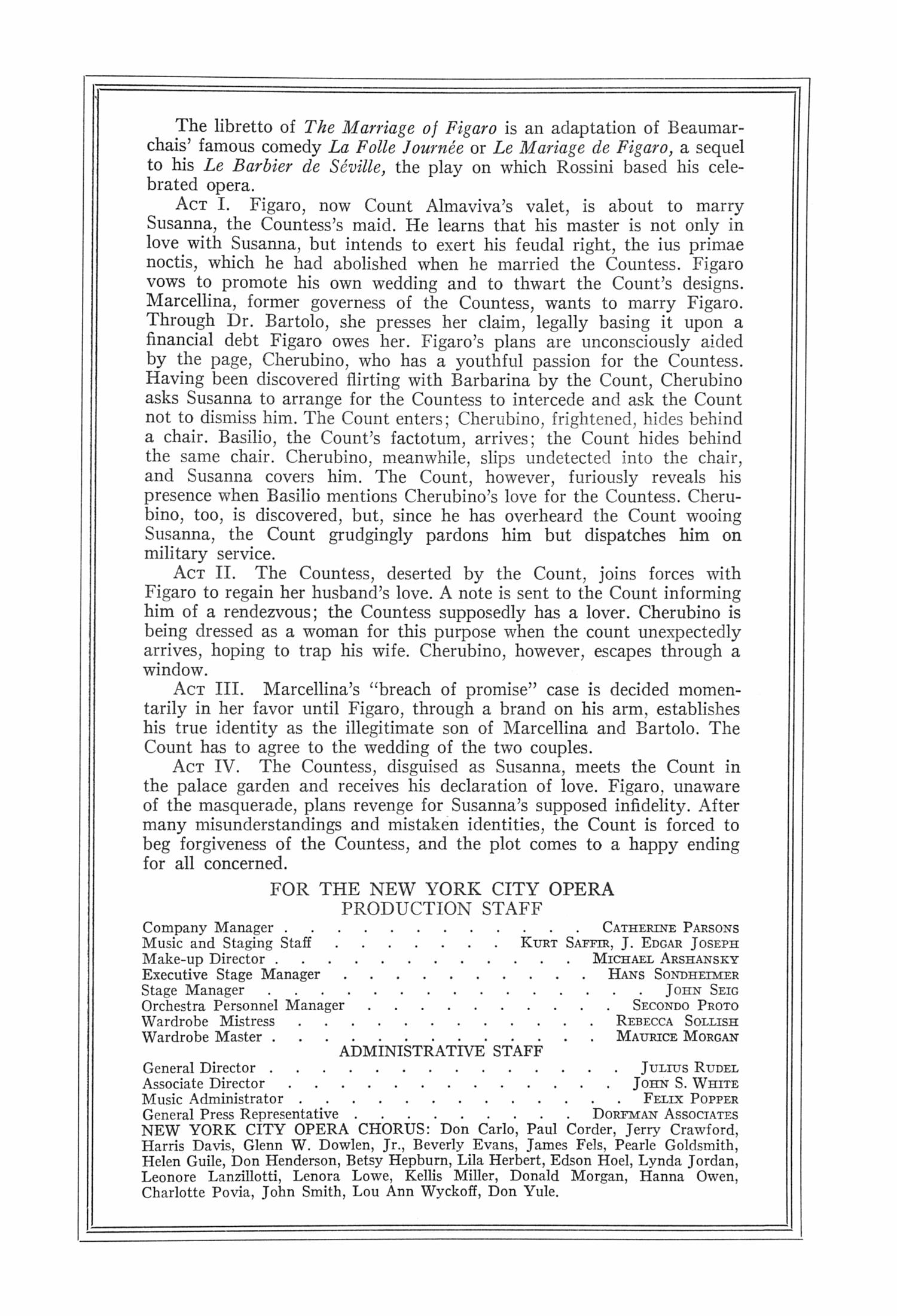 UMS Concert Program, November 17, 1962: New York City