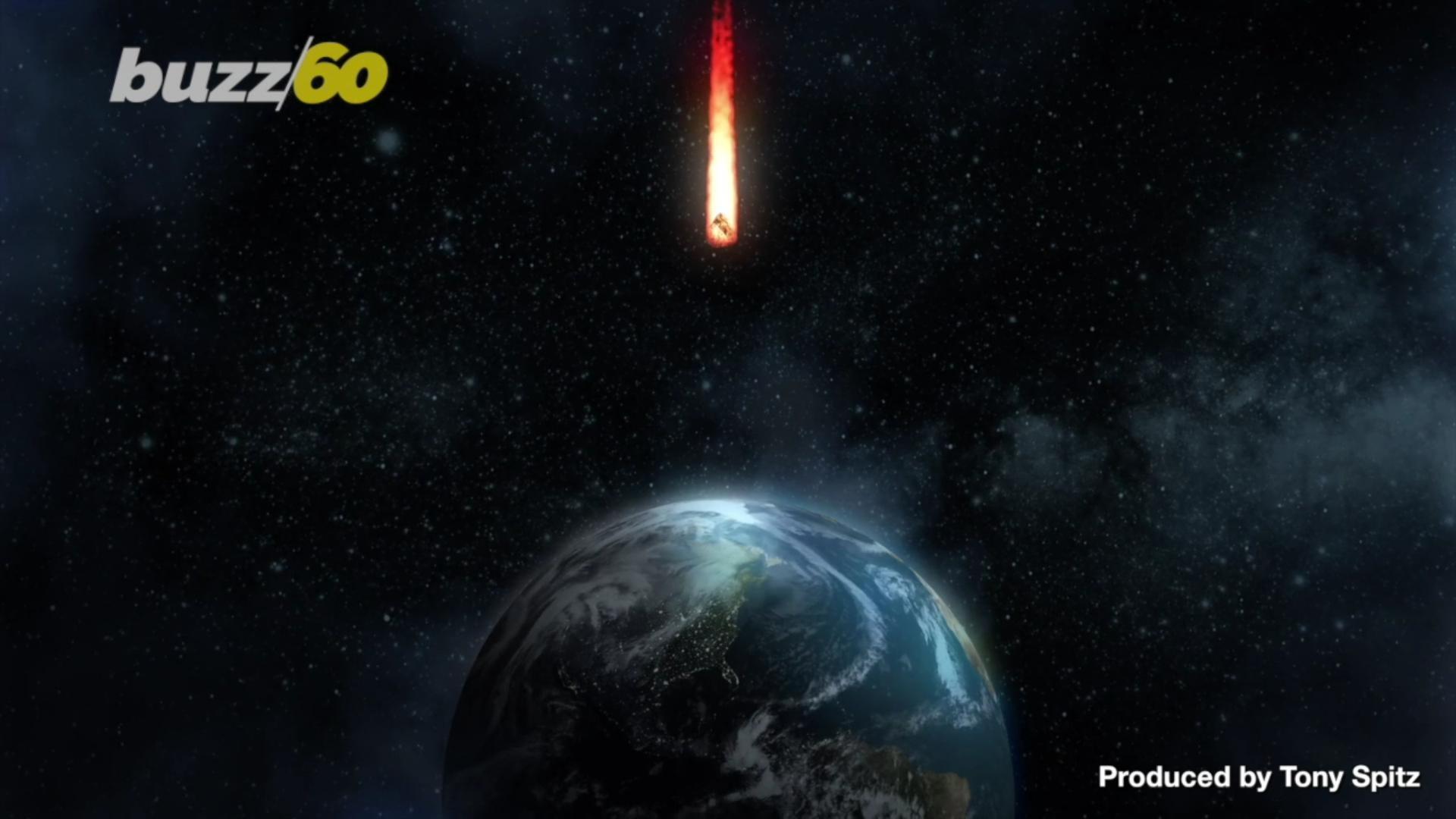 Earth Asteroid Impact Simulator