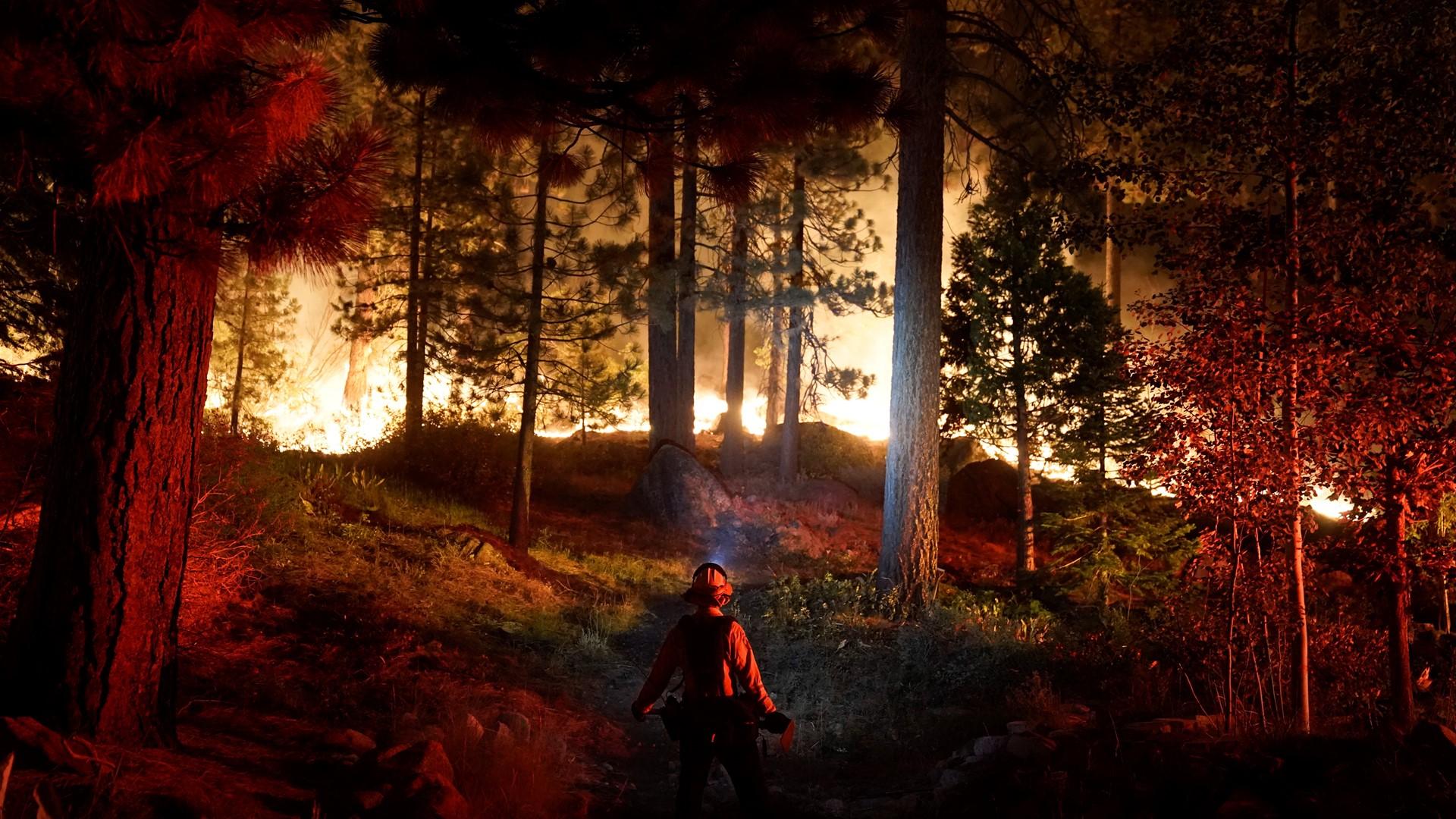 The 221,775 acre wildfire is now 98% contained. Caldor Fire Evacuations Maps For El Dorado Alpine Amador Abc10 Com