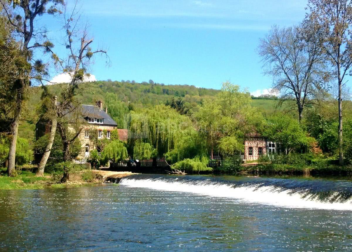Le Moulin du Vey  ABC Salles